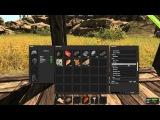 Diablo Rust 2 день выживания (построика дома)