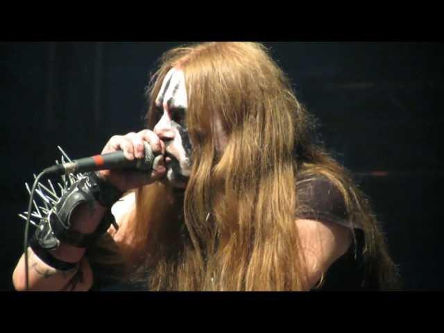 Carpathian Forest - Mask of the Slave (live Hellfest 2013) » Freewka.com - Смотреть онлайн в хорощем качестве