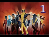 Росомаха и Люди Икс. Начало 1 серия (1 сезон 2008) HD