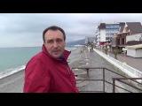 Пляж и набережная Лазаревского
