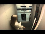 Розыгрыш - скоростной лифт - Fast Elevator Prank