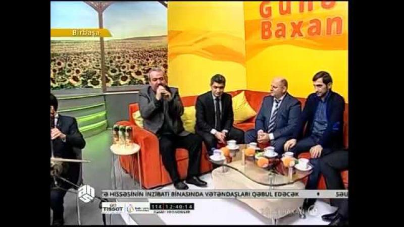 Günəbaxan Muğam Meyxana 2015 - Pərviz Bülbülə, Ağamirzə, Təyyab, Pünhan, Arif