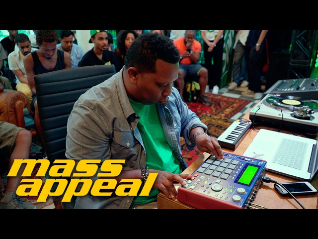 Rhythm Roulette Mannie Fresh (Live From The Sprite Corner)