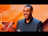 Josh Daniel sings Labrinths Jealous  Auditions Week 1  The X Factor UK 2015 The X Factor UK 2015