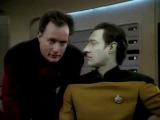 'The Best Ending Ever' Star Trek: The Next Generation (S3E13) Ending
