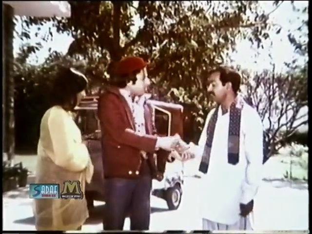 Nadeem, Rahat Kazmi, Babra Sharif, Lehri, Albela - Saima - Pakistani Urdu Classic Movie 1980 - Video Dailymotion