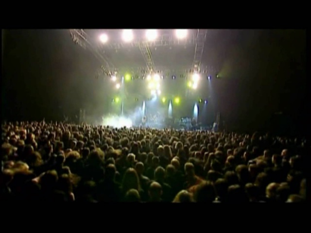 Anathema - A Dying Wish (Metalmania DVD 2003 HQ)