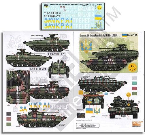 2: BMP-1, BMP-2 & T-64BV