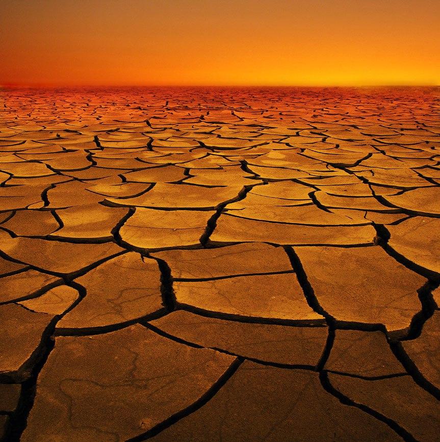 Красная пустыня