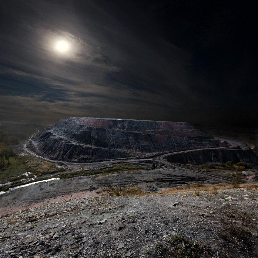 Лунный кратер Донецк
