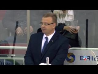 Динамо Р - Салават Юлаев 3:5 (КХЛ ТВ, 15.10.2015)