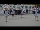 Танец на День Знаний от 11 классов, МБОУ СОШ №3 г. Сковородино, 2015 год