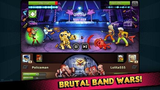 скачать игру Music Wars бесплатно на андроид - фото 8