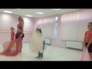 Первый урок по танцу живота для детей