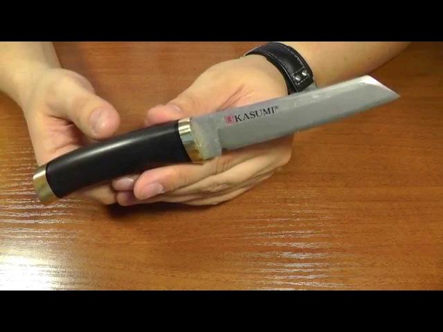 Нож Hattori Damascus Tanto KD30-3717. Такой японский-японский...