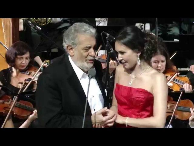 Placido Domingo, Aida Garifullina - Don Giovanni-Zerlina Duet (W.A.Mozart - Don Giovanni)