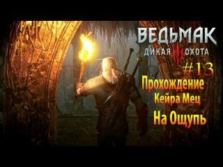 Ведьмак: 3 Дикая Охота Прохождение Кейра Мец #13 на ощупь