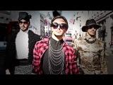 Yanis Marshall High Heels Technotronic - Pump Up The Jam