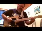 Darren Watson -  Earl Hooker Guitar Lesson