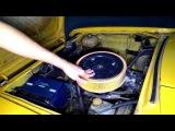 нулевик на карбюратор (фильтр от газели)
