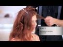 Выпрямление и придание блеска волосам