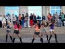 Красивые школьницы классно танцуют современный танец. Современный танец в исполнении школьниц