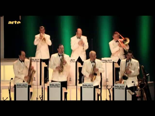 MAX RAABE et le PALAST ORCHESTER