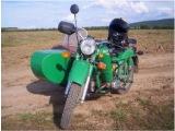как сделать  в майнкрафте  мотоцикл урал