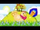 Лучшие музыкальные мультики для малышей - мультконцерт. Выпуск 2 / Music video for babies. Наше всё!