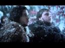 Игра Престолов - Лучшая песня про Джона Сноу (Айрэ и Саруман) ΩΩ. Клип под по сериалу Игра Престолов