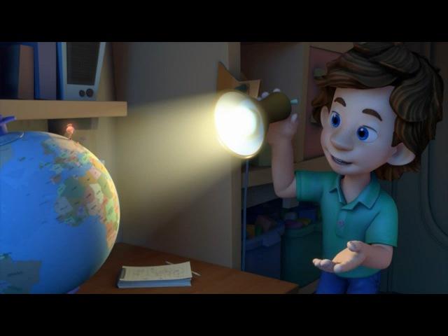 Фиксики - Глобус | Познавательные мультики для детей, школьников
