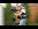 Pro Steadicam with follow focus from CAME TV