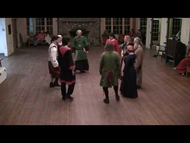 Horses Bransle (Aussie Rules) - French Dance (Arbeau 1589) - Walpurgisnacht