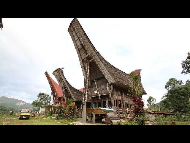 Индонезия. Тораджи. 4 серия (1080p HD) | Мир Наизнанку - 5 сезон