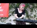 Grimes Oblivion LIVE HD 2012 Make Music Pasadena Festival