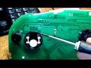 Chery Amulet. Приборная панель. Шаговый двигатель тахометра. Видео Виталия Котлярова.