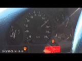 BMW 330d E46 M57n 270KM 563NM acceleration 0-210km/h