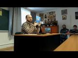 Лекция №5 - Сотворение человека по Священному писанию. Прасолов М.А. преподаватель Воронежской Православной Духовной Семинарии