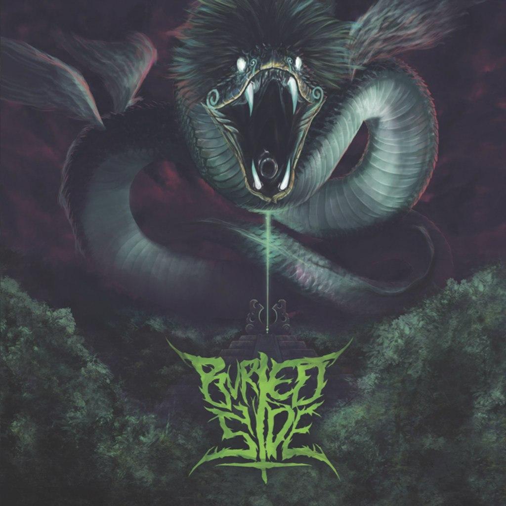 Buried Side - Buried Side [EP] (2015)