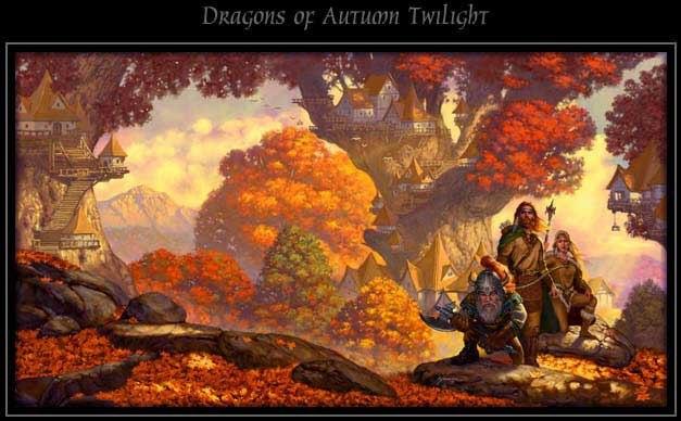 Драконы осенних сумерек (Маргарет Уэйс, Трейси Хикмэн)