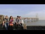 Chaiyya Chaiyya _ Dont Stop MASHUP! - INDIA EDITION ft Sam Tsui, Shankar Tucker, Vidya
