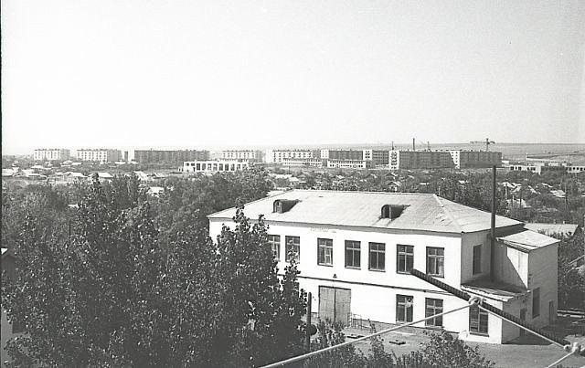Автошкола. 1970 год.