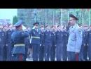 Торжественный ритуал приведения к военной присяге первокурсников прошел в Академии гражданской защиты МЧС России (5.09.15)