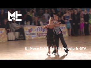 Dj Move It VS Martin Solveig & GTA - Intoxicated