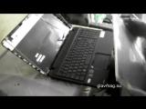 Замена матрицы LP156WH4(TL)(A1) на ноутбуке Toshiba C850
