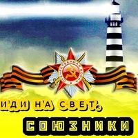 """Логотип Группа добровольцев """"Союзники"""""""