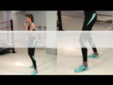 Full Body Fat-Burner with Kelly Gale Round 1
