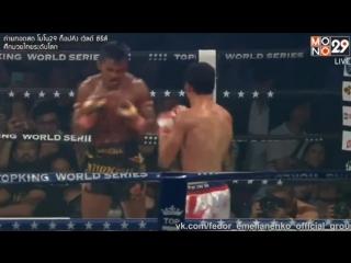 Буакав  Банчамек  vs Хаял Джаниев - TKW4 Finals Hong Kong  HD.