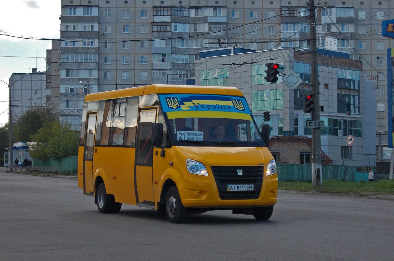 Блог  GlibKanevskiy: Гліб Канєвський: Дитячі візочки та багажі в маршрутках БЦ перевозять безкоштовно