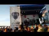 Brunettes Shoot Blondes - Bittersweet(live, Ternopil 5.07.2015 fainemistofest)